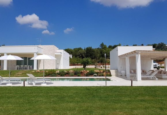 Casa moderna in Puglia