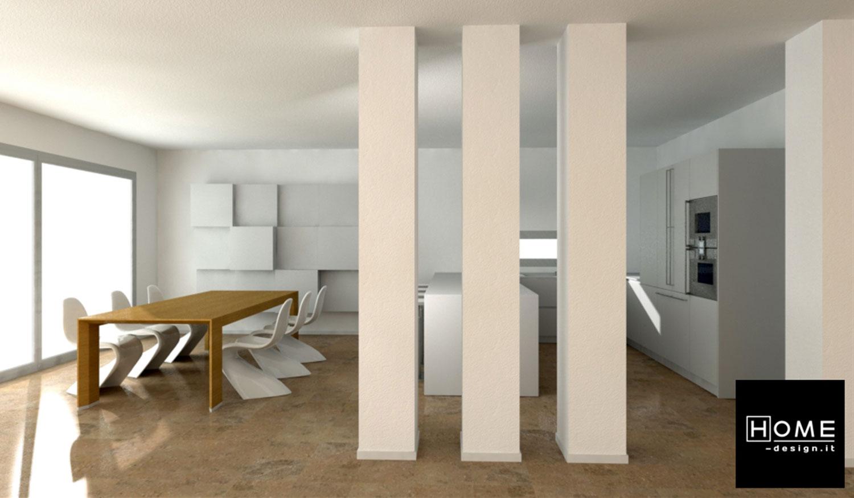 Casa eg home design for Casa moderna treviso